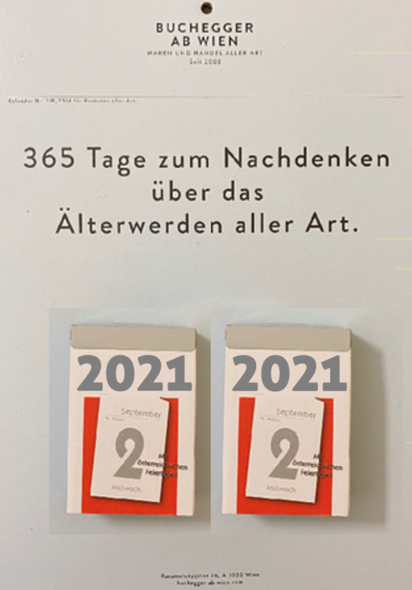 2 Nachdenkkalender 2021