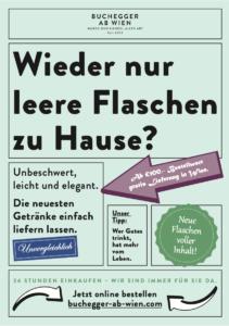 Buchegger ab Wien Poster